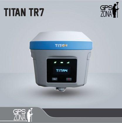harga gps geodetik rtk titan tr7