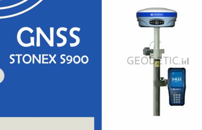 sewa gps geodetik stonex s900